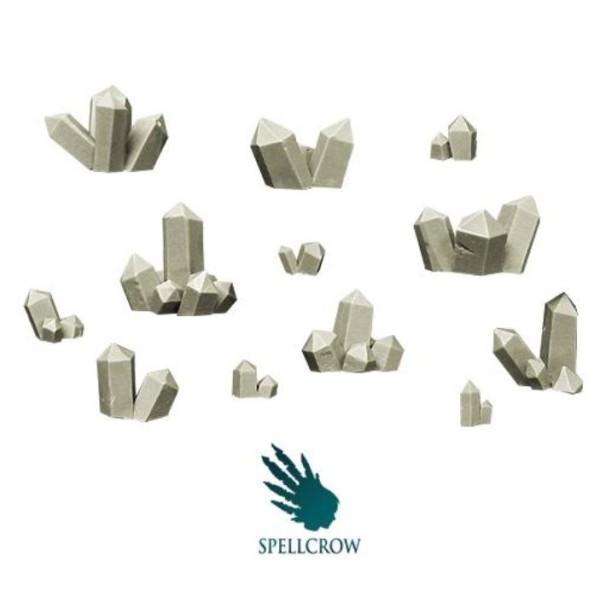 Spellcrow - 28mm Fantasy: Necrolith Crystals