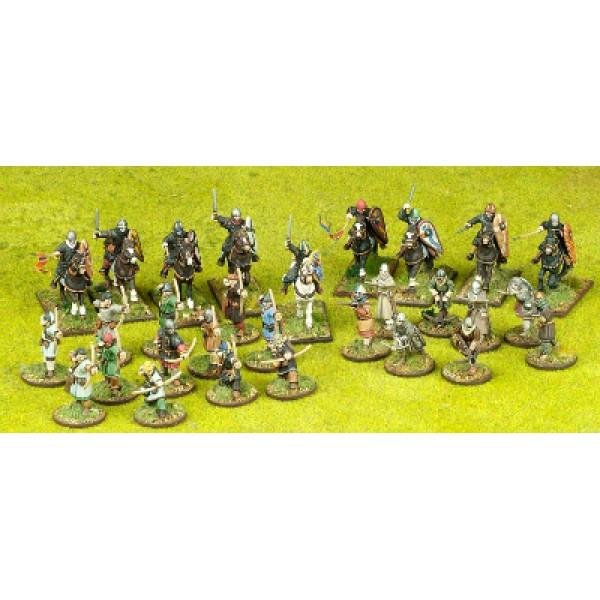 Saga  - Norman starter warband