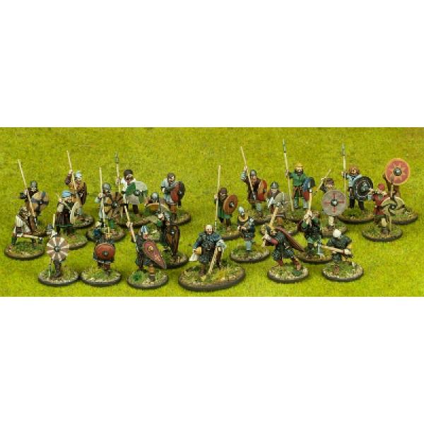 Saga - Anglo-Danish Starter Warband