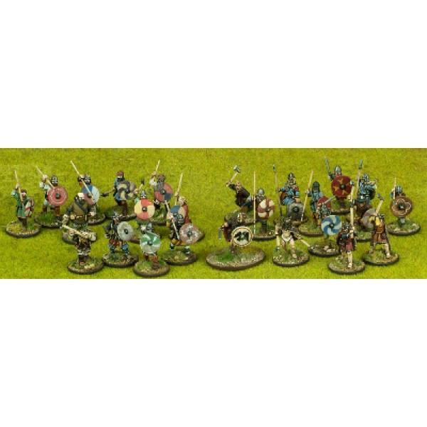 SAGA - Viking Starter Warband