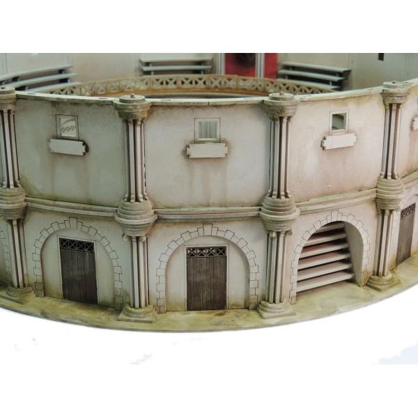 Sarissa Precision Terrain - Streets of Rome - Amphitheatre