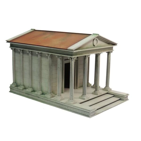 Sarissa Precision Terrain - Streets of Rome - Temple