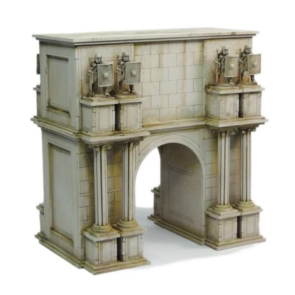 Sarissa Precision Terrain - Streets of Rome - Triumphal Arch