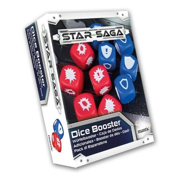 Star Saga - Dice Booster