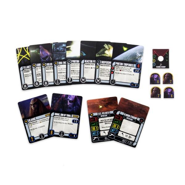 Star Trek - Attack Wing Miniatures Game - Raptor Class Card Pack Wave 1