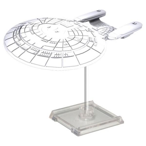 Star Trek - Attack Wing - Unpainted Miniatures - Galaxy Class