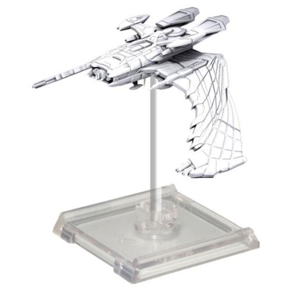 Star Trek - Attack Wing - Unpainted Miniatures - Reman Warbird Class