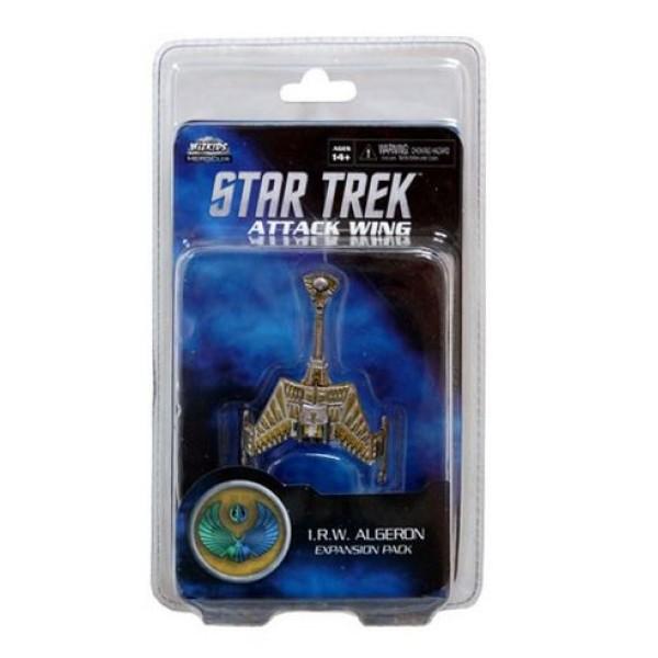 Star Trek - Attack Wing Miniatures Game - IRW Algeron