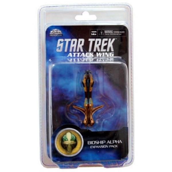 Star Trek - Attack Wing Miniatures Game - Bioship Alpha - Wave 29 (repaint)