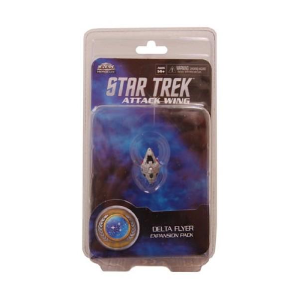 Star Trek - Attack Wing Miniatures Game - Delta Flyer