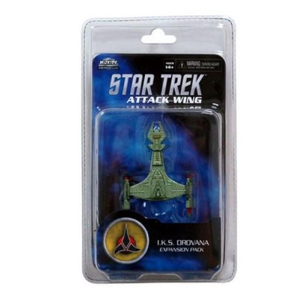 Star Trek - Attack Wing Miniatures Game - IKS Drovana