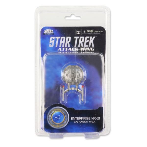 Star Trek - Attack Wing Miniatures Game - Enterprise Federation - NX-01