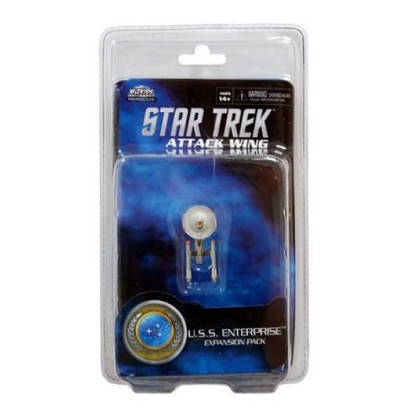 Star Trek - Attack Wing Miniatures Game - USS Enterprise (New Reprint)