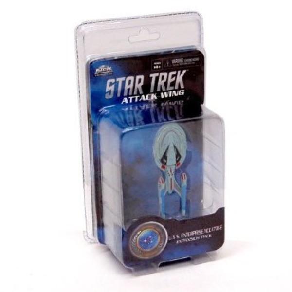 Star Trek - Attack Wing Miniatures Game - USS Enterprise-E Federation