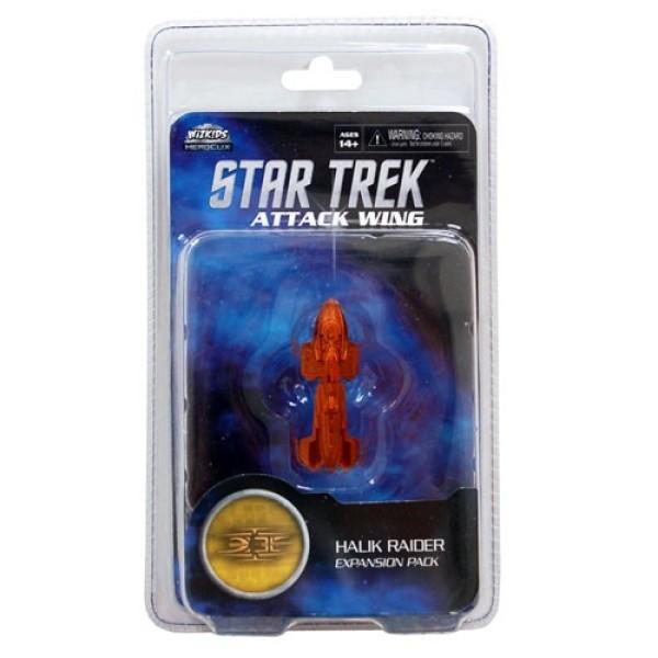 Star Trek - Attack Wing Miniatures Game - Halik Raider