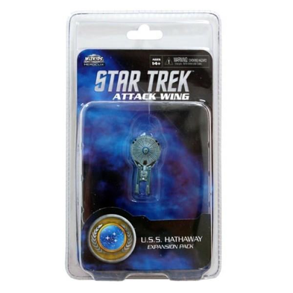 Star Trek - Attack Wing Miniatures Game - USS Hathaway