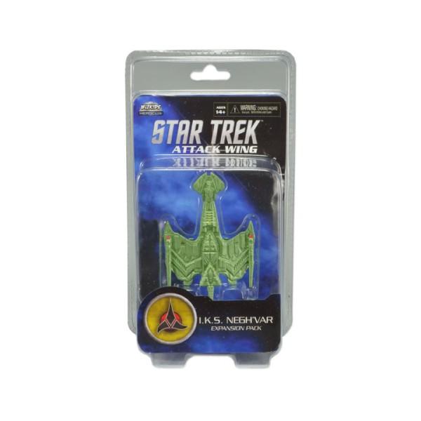 Star Trek - Attack Wing Miniatures Game - IKS Neghvar