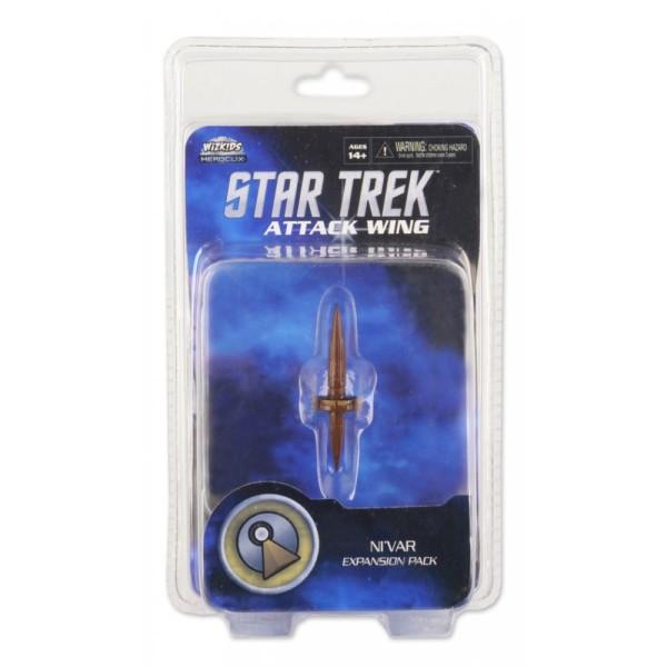 Star Trek - Attack Wing Miniatures Game - Ni'Var Vulcan