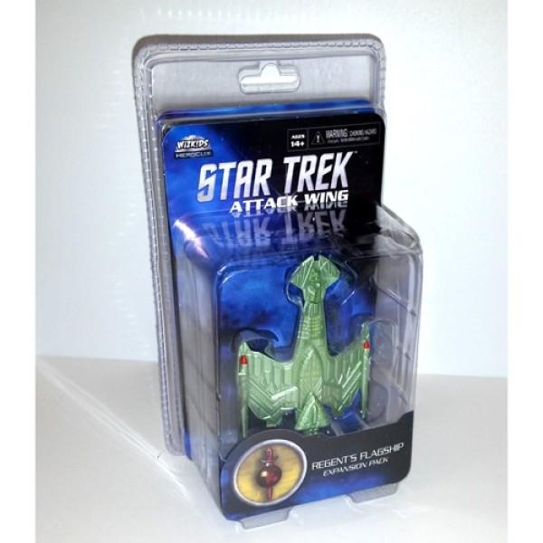 Star Trek - Attack Wing Miniatures Game - Regents flagship