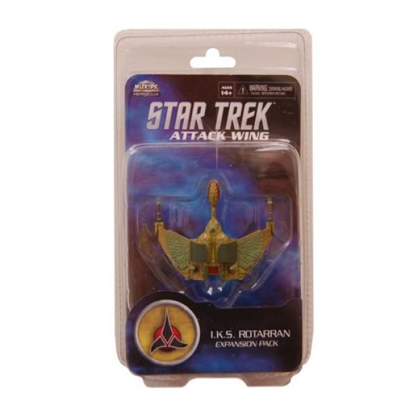 Star Trek - Attack Wing Miniatures Game - IKS Rotarran