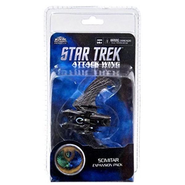 Star Trek - Attack Wing Miniatures Game - Scimitar Romulan