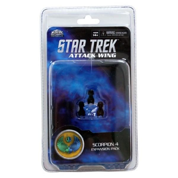 Star Trek - Attack Wing Miniatures Game - Scorpion 4
