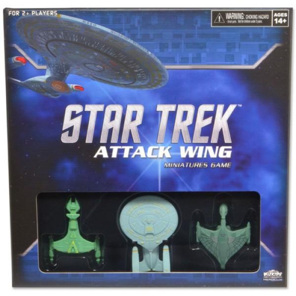 Star Trek - Attack Wing Miniatures Game - Starter Set