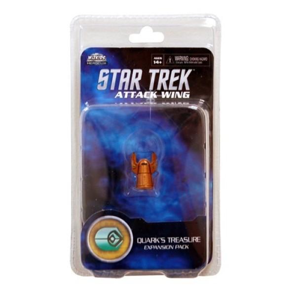 Star Trek - Attack Wing Miniatures Game - Quarks Treasure