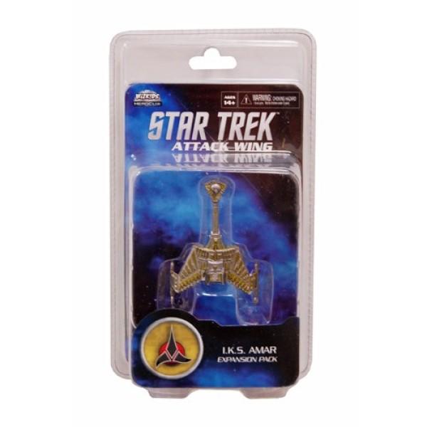 Star Trek - Attack Wing Miniatures Game - IKS Amar
