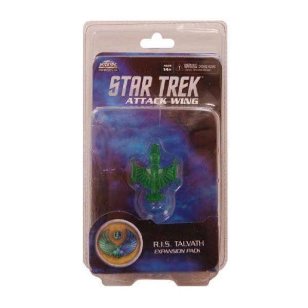 Star Trek - Attack Wing Miniatures Game - RIS Talvath