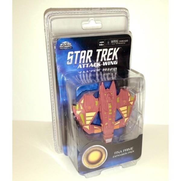 Star Trek - Attack Wing Miniatures Game - Vidiian (Fina Prime)