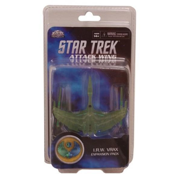 Star Trek - Attack Wing Miniatures Game - IRW Vrax