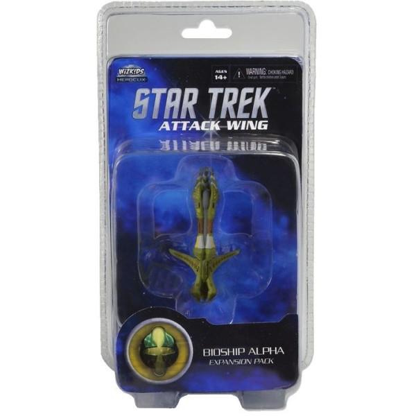 Star Trek - Attack Wing Miniatures Game - Bioship Alpha