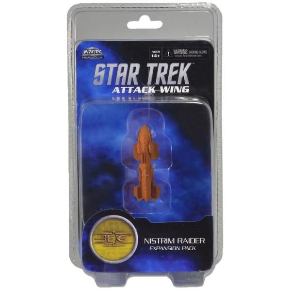 Star Trek - Attack Wing Miniatures Game - Nistrim Raider