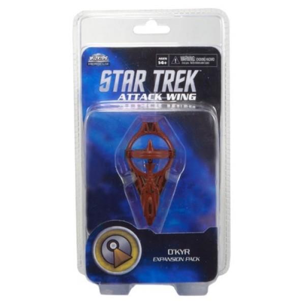 Star Trek - Attack Wing Miniatures Game - Dkyr Vulcan