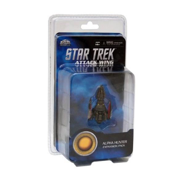 Star Trek - Attack Wing Miniatures Game - Alpha Hunter - Hirogen Warship