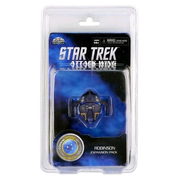 Star Trek - Attack Wing Miniatures Game - Robinson