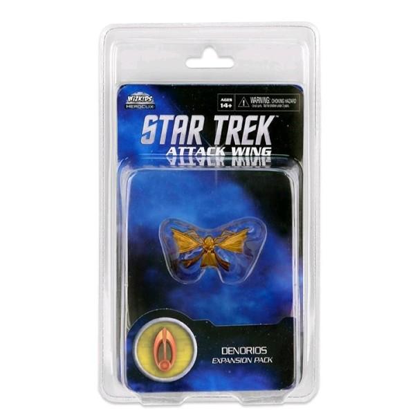 Star Trek - Attack Wing Miniatures Game - Bajoran Lightship (Denorios)