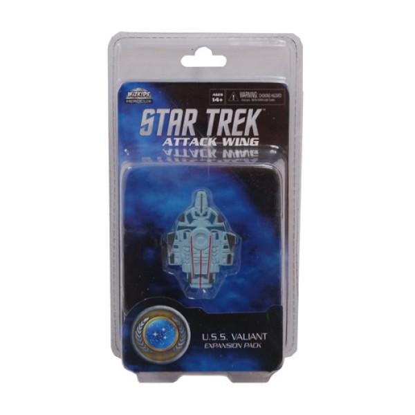 Star Trek - Attack Wing Miniatures Game - USS Valiant