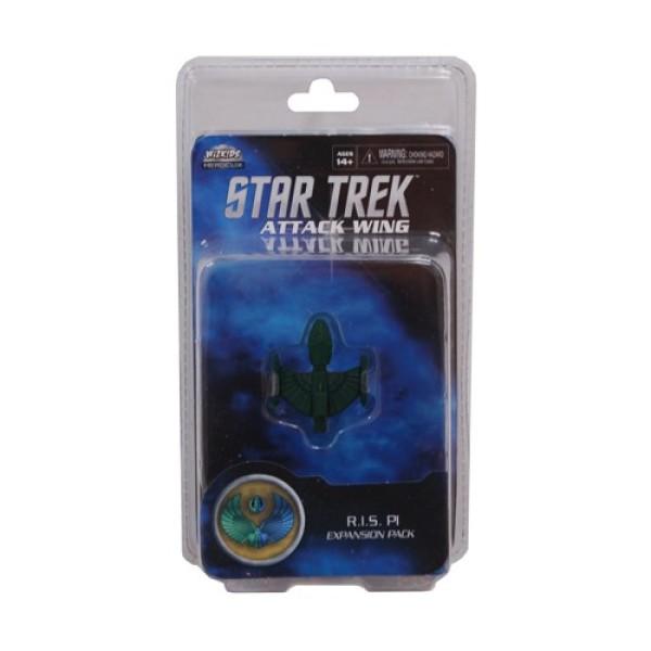 Star Trek - Attack Wing Miniatures Game - RIS Pi