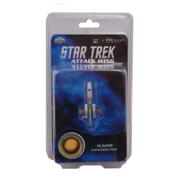 Star Trek - Attack Wing Miniatures Game - Kumari
