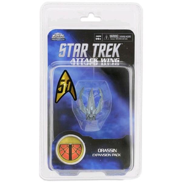 Star Trek - Attack Wing Miniatures Game - Orassin - Wave 27