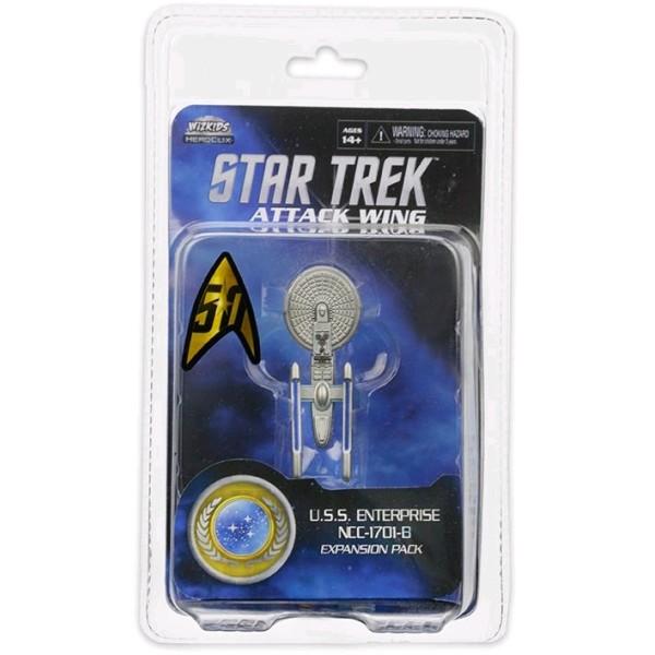 Star Trek - Attack Wing Miniatures Game - USS Enterprise-B - Wave 26