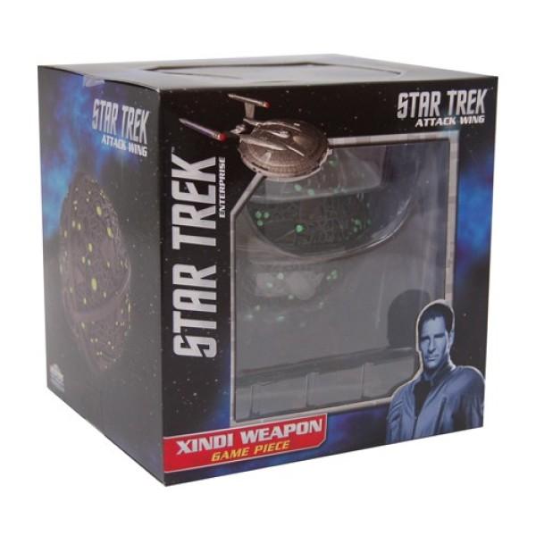 Star Trek - Attack Wing Miniatures Game - (Xindi) Weapon Zero Premium Figure