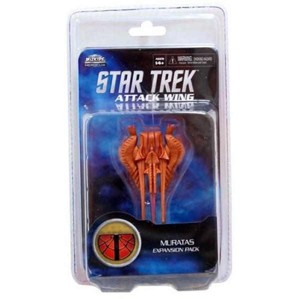 Star Trek - Attack Wing Miniatures Game - Xindi Muratas  - Wave 29