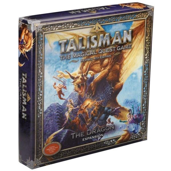 Talisman 4th Edition - Dragon Expansion
