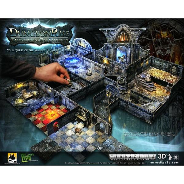 Terraclips - Dungeon Rise Essentials.