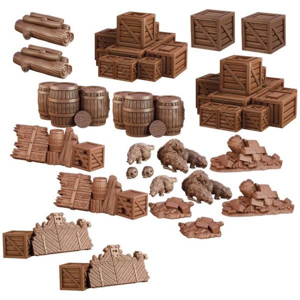 Terrain Crate - Dungeon Debris
