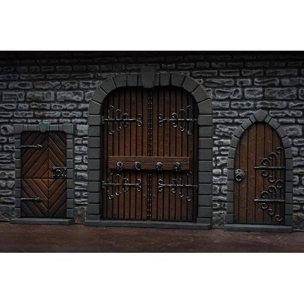 Terrain Crate - Dungeon Doors