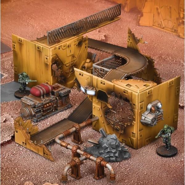 Terrain Crate - Forgotten Foundry